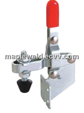 horizontal handle toggle clamp