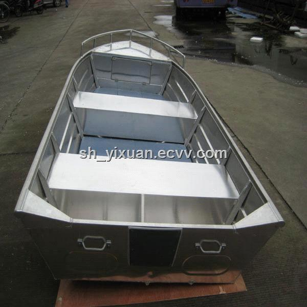 12ft All Weld Aluminum Boat Twv 12 From China Manufacturer