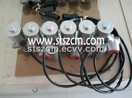 Komatsu genuine parts pc200-8 valve 20Y-60-31212 from China