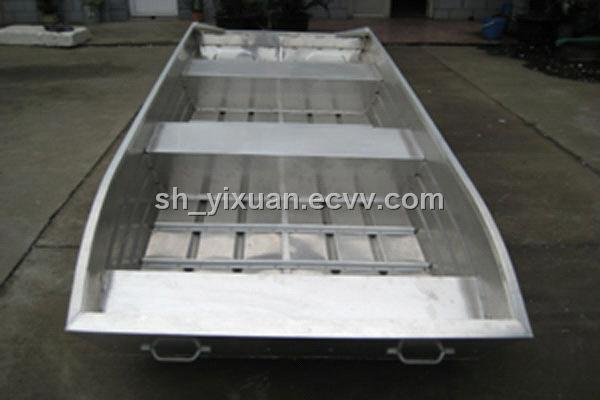 Flat bottom aluminum fishing boats opinion