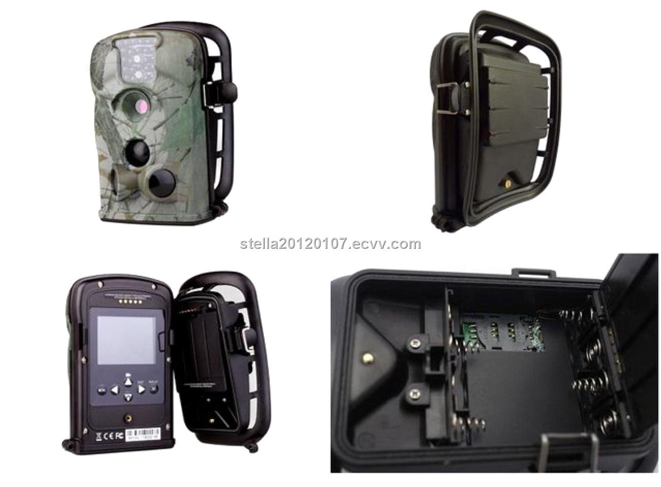 12MP Infrared Scout-guard Camera MMS