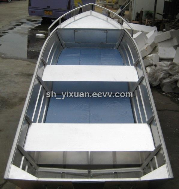 13ft All Welded Aluminum Fishing Boat Twv 13 From China