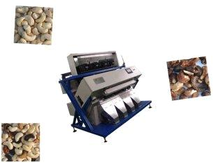 5000 * 3 Pixel CCD camera CCD Grain Color Sorter For Cashew Nut