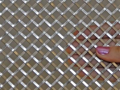 Aluminium Woven Wire Mesh From China Manufacturer