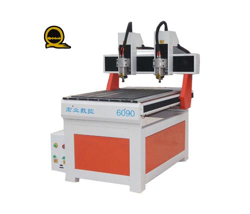CNC Metal Engraving Machine (QL-6090)