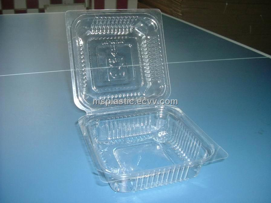 Disposable Transparent Hamburger Container purchasing souring agent