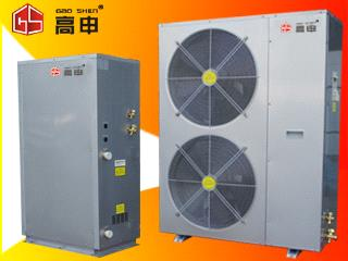 GS air source heat pump low ambience of -25Dc  spite style