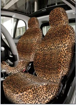 Leopard Car Seat Cover FZX110