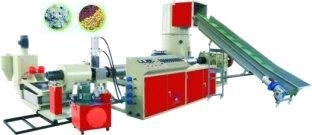 PE,PP Waste Plastic Recycline&Granulating System