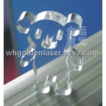 Plexiglass Laser Cutting Machine
