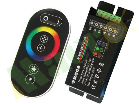RF Touch RGB LED Controller