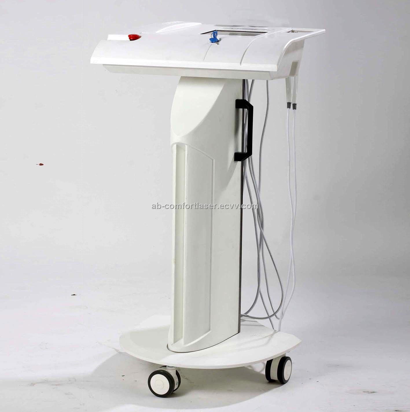 Stand Multi-function beauty equipment with Cavitation+RF System