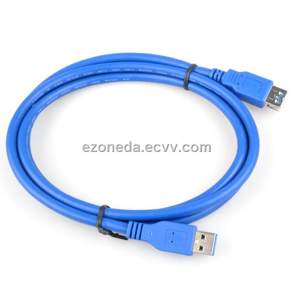 USB 3.0 Male to Female Extension Cable 1.5m