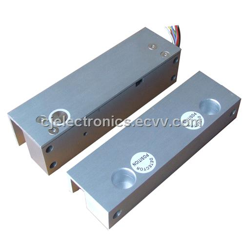 Access Control System Electric Bolt Lock For Frameless