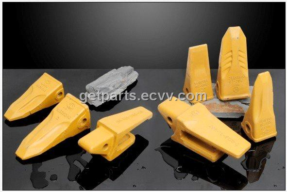 New Holland Style Tiger Rock Bucket Teeth /& Pins 5 Ford 555T 366330T