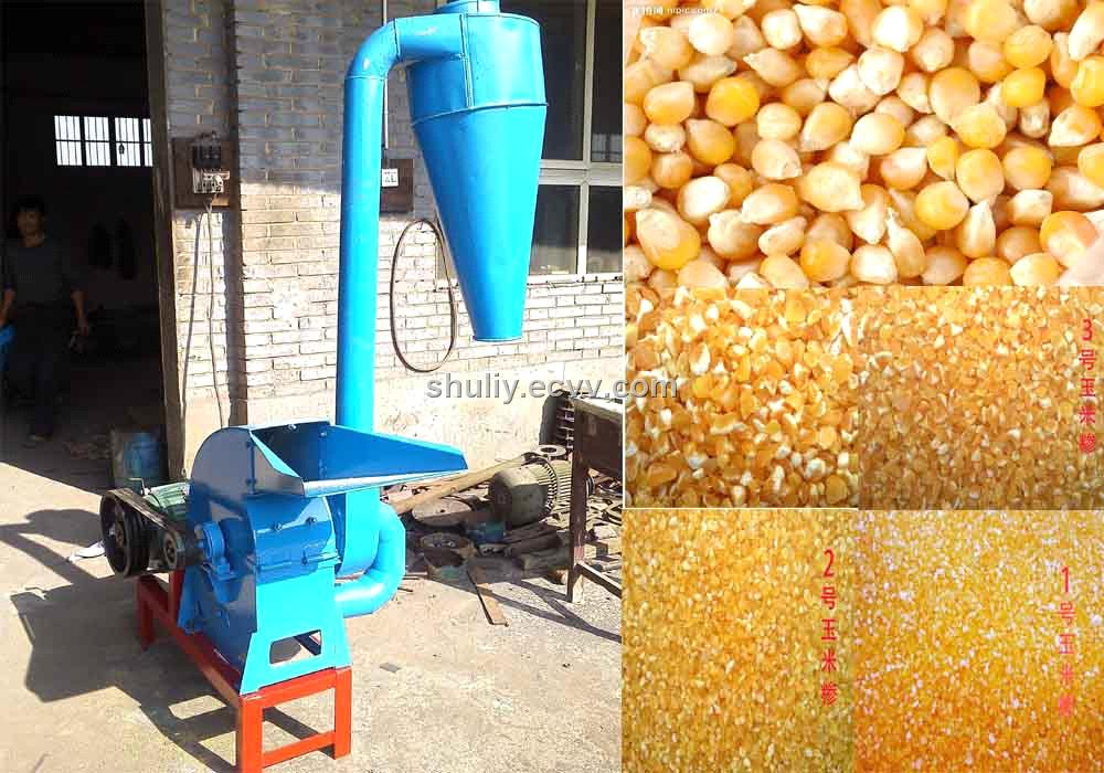 corn/maize crusher