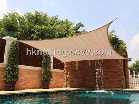 Garden Shade Net / Sail Shades