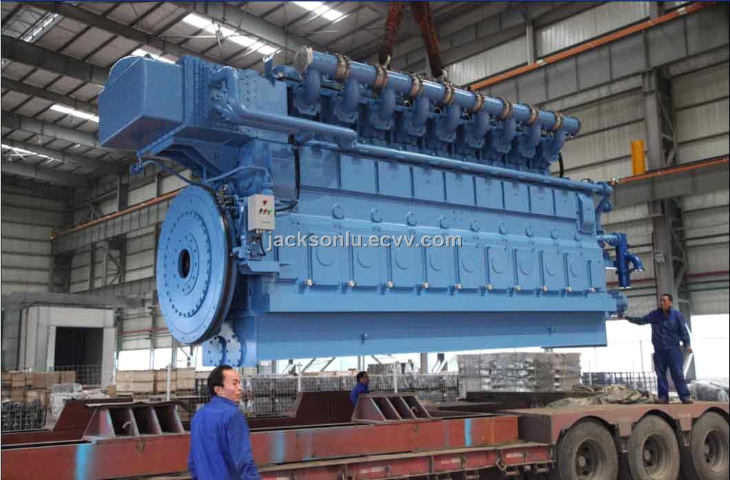 generator gas 100kw 500kw 1000kw 2000kw 3000kw