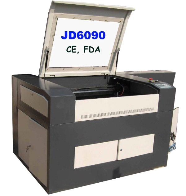 Laser Engraving Machine / Laser Cutting Machine (JD6090)