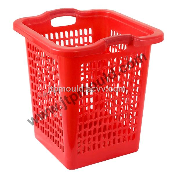 Plastic Laundry Basket Injection Mold