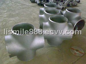 sell alloy steel equal cross fitting