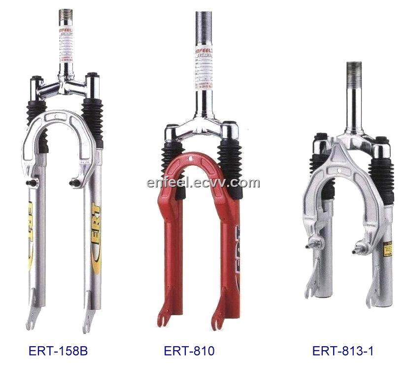 Electric Scooter and Suspension Fork from Taiwan