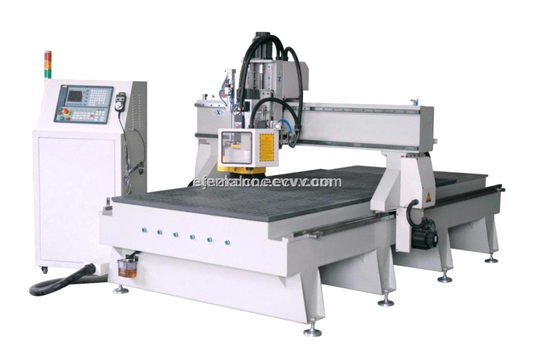 Auto Tool Changer Wood Cnc Router