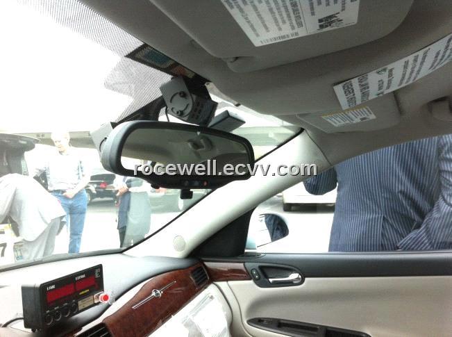 Security Cameras For Cars: Demo 540TVL Color CCD IR Mini Video Vehicle Car Security