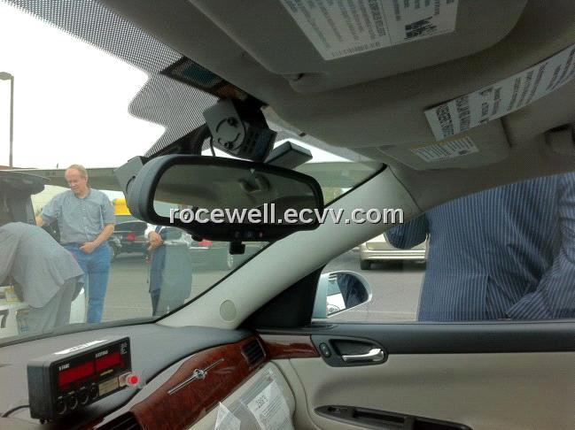 Demo 540tvl Color Ccd Ir Mini Video Vehicle Car Security