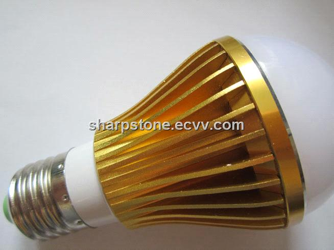 High brightness LED bulbs 5/7W with E27 and Bridgelux chip