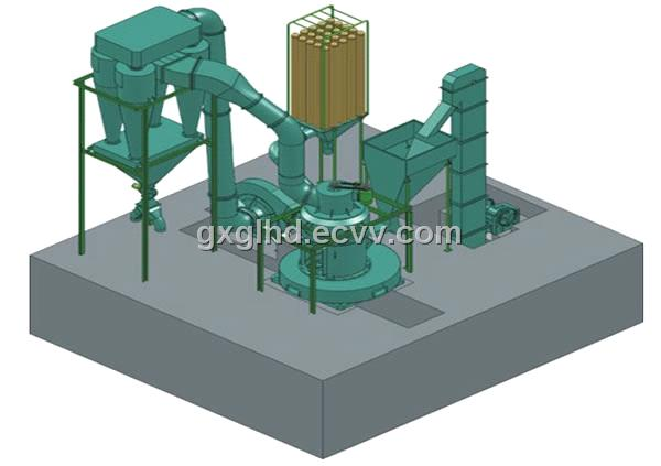 5R4128 improved pendulum mill