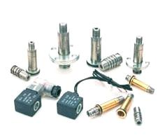 Accessories of solenoid valves