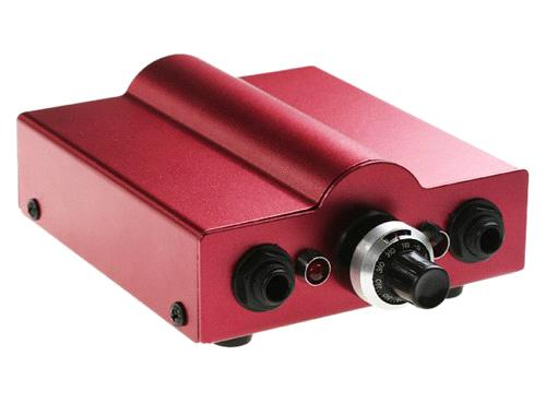 Anbolo Red Mini Tattoo Power Supply