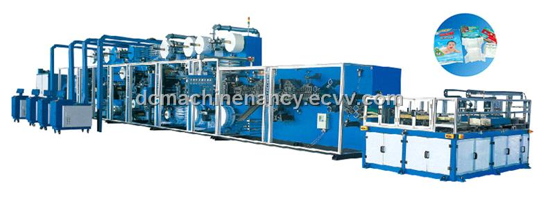Baby Diaper Machine (DC-BD-450)