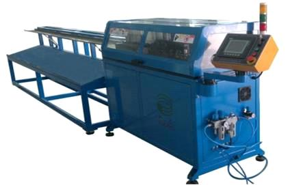 Capillary Pipe Cutting & Forming Machine