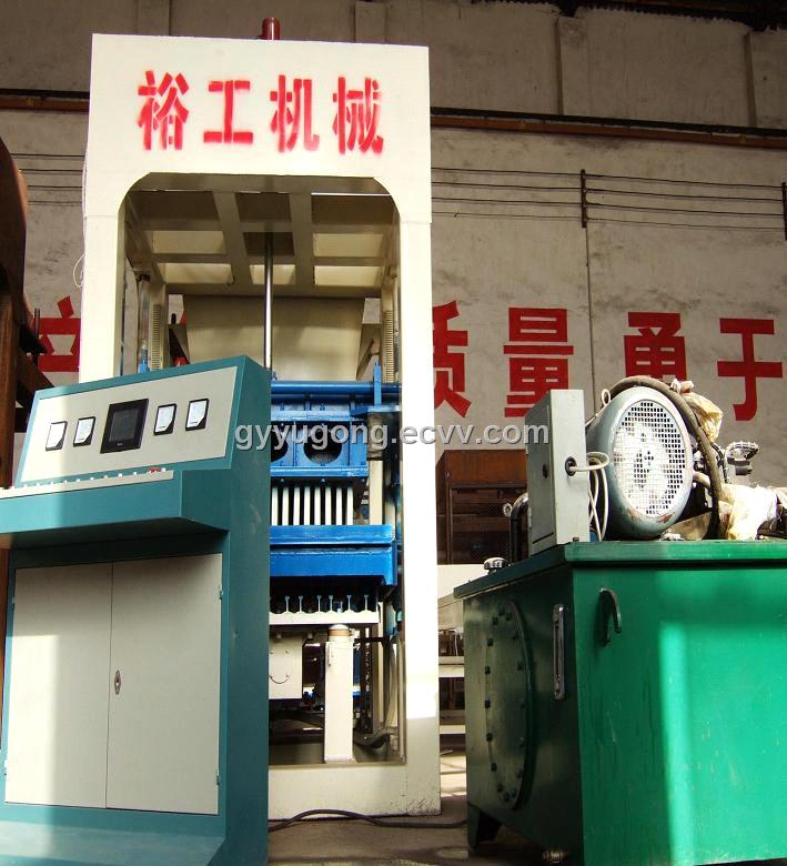 Cement Brick Making Machine / Brick Machine