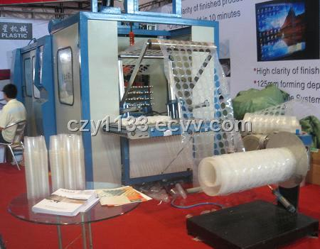 Cup Thermo Forming Machine