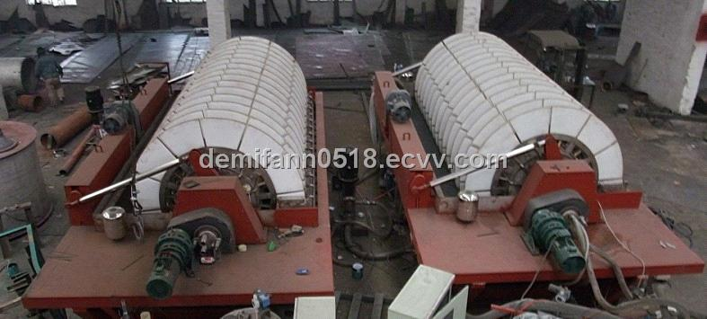 Disc ceramic vacuum filter for dewatering with ISO9001:2008 approval