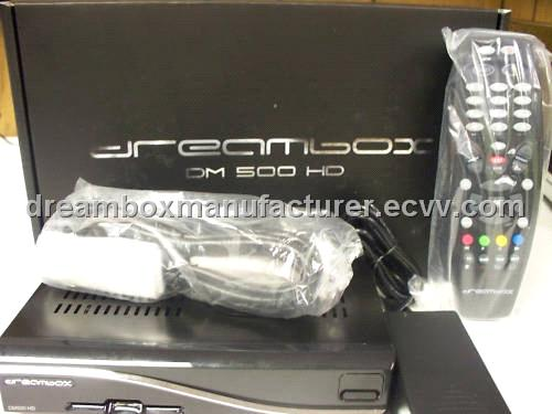 Dreambox 500 HD TV Receiver