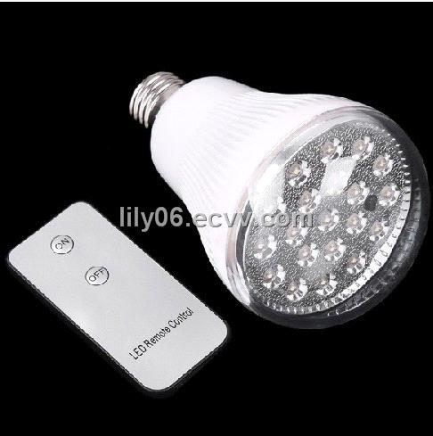 E27 20 Led Bulb Remote Control Led Light Bulb Lamp Purchasing