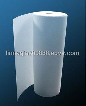 filter paper and beaker