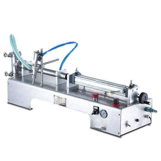 G1WYD Double hopper liquid volumetric filling machine