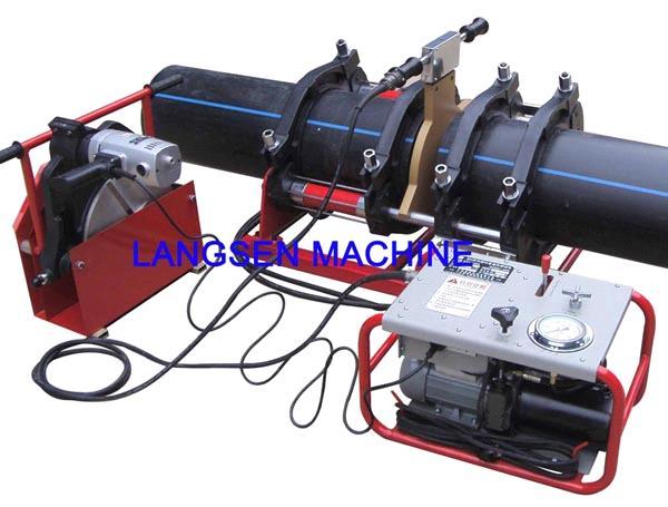Hdpe pipe butt fusion welding machine lsh purchasing