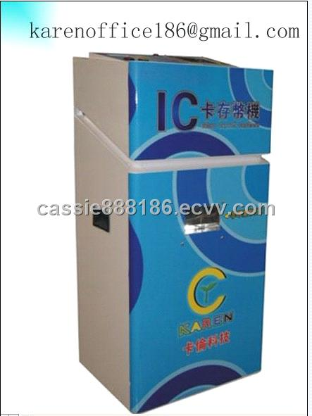 IC Card deposit machine