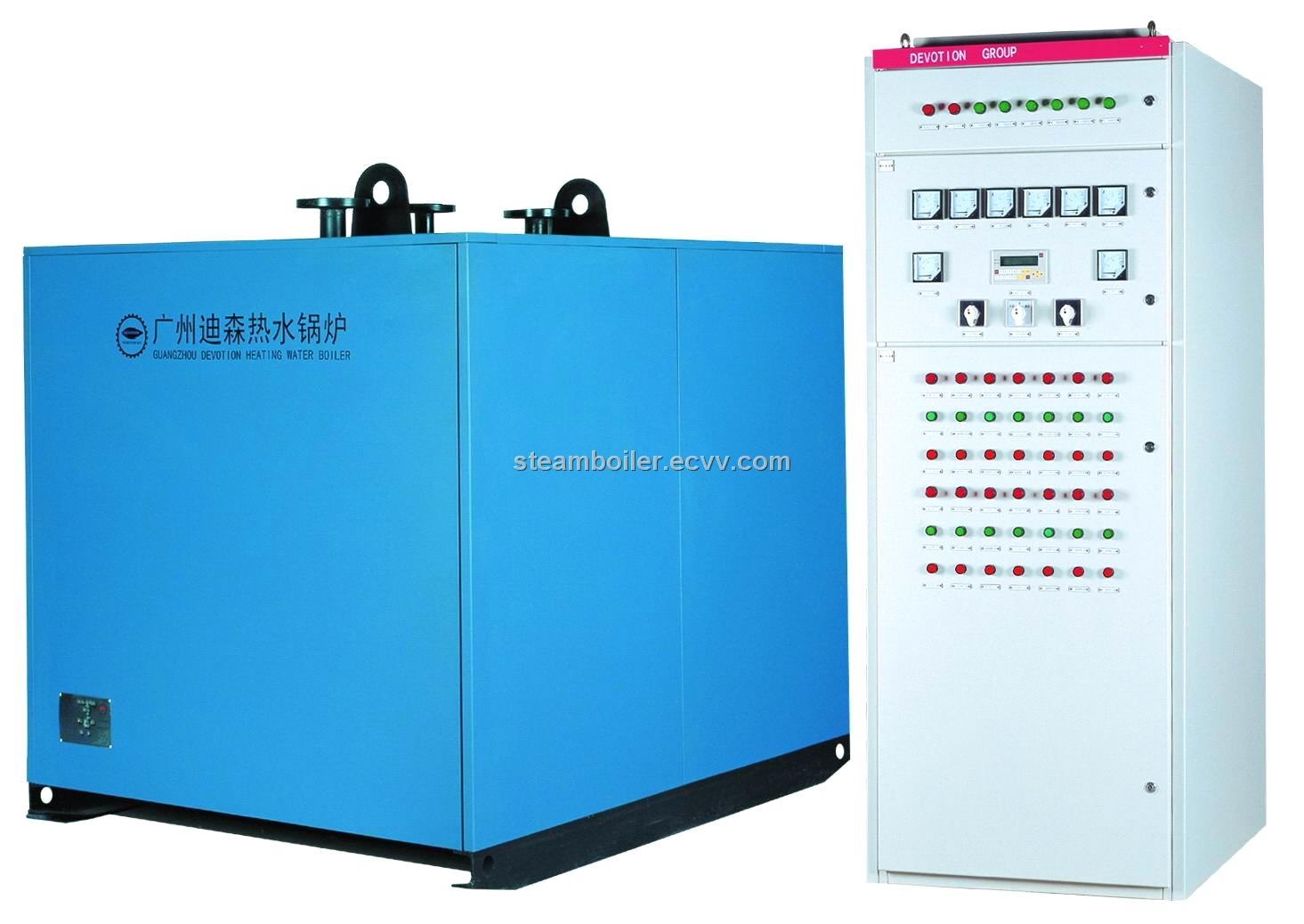 Industry used Electric steam Boiler manufacturer water boiler ...