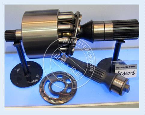 Komatsu genuine parts, excavator hydraulic parts, Komatsu original parts