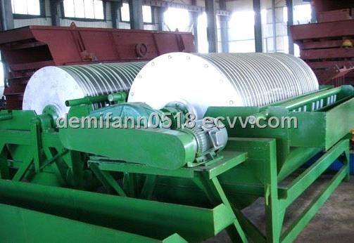 Low intensity permanent magnetic separator with ISO9001:2008 approval
