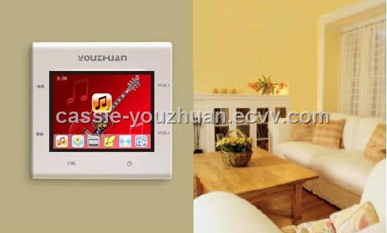 Multiroom Keypad Multiroom Audio System Whole House Music Home Entertainment Audio Distribution From China Manufacturer Manufactory Factory And Supplier On Ecvv Com