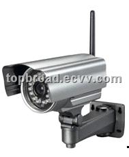 IP Outdoor Wireless Camera IR Camera Security Equipment with Motion Detect (TB-M006BW)