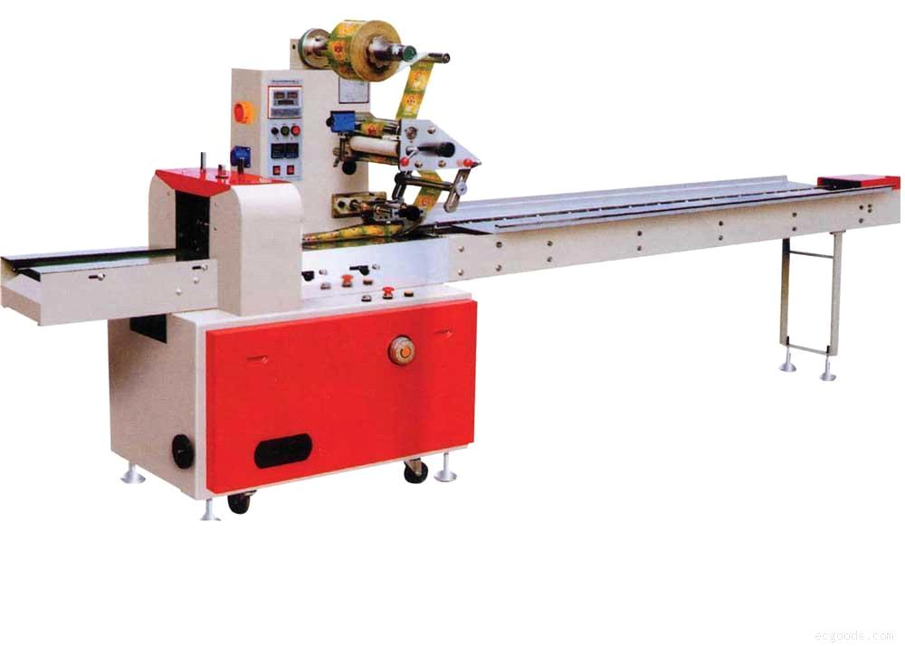Packaging Machine-Pillow-style automatic